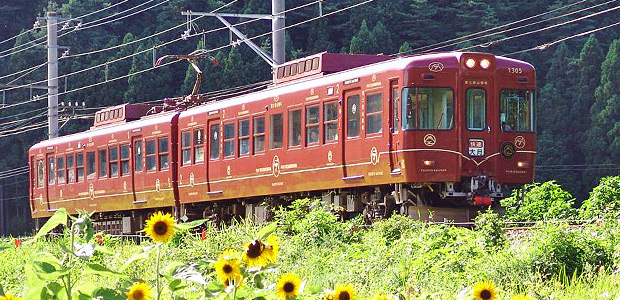 Fuji-tozan Train